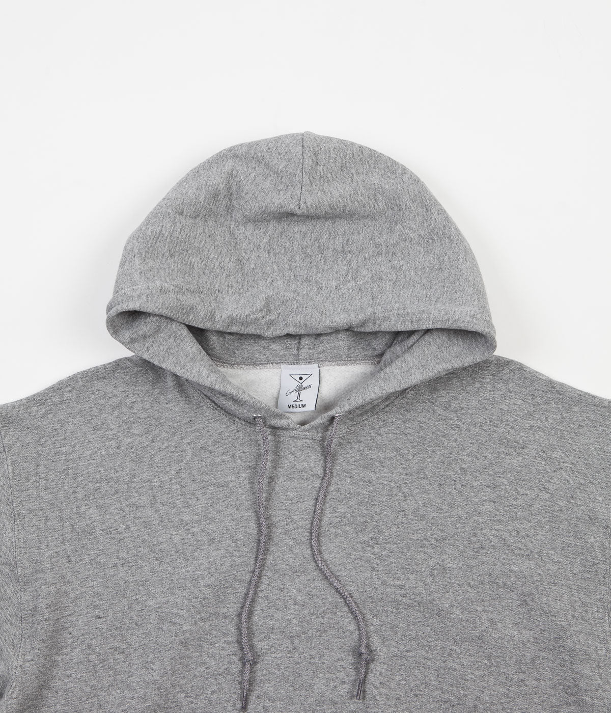 Alltimers League Player Hoodie - Grey