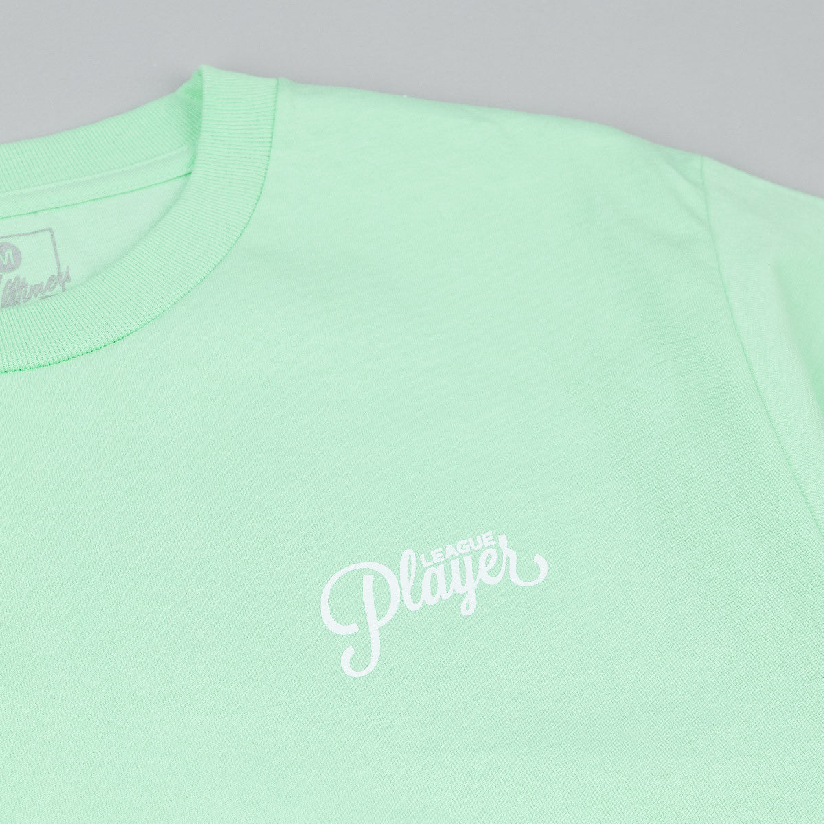Alltimers League Player T-Shirt - Mint