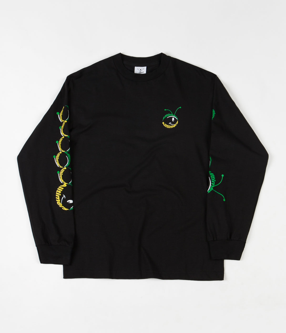 Alltimers Lil Buddy Long Sleeve T-Shirt - Black