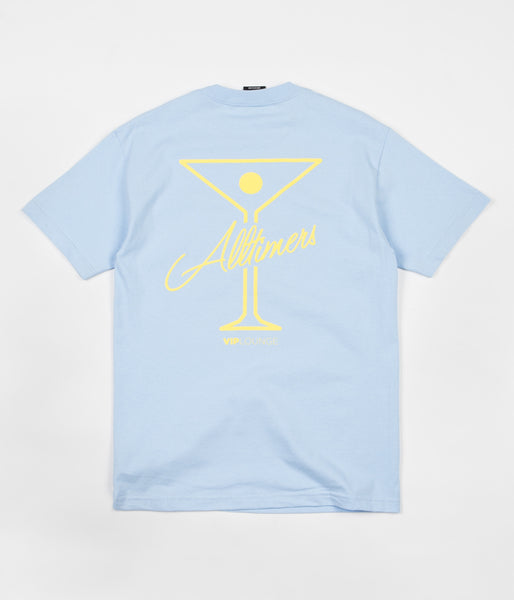 Alltimers Logo T-Shirt - Blue