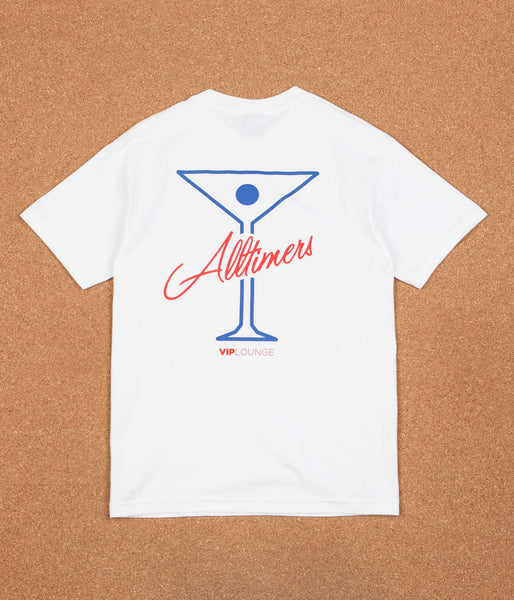 Alltimers Logo T-Shirt - White