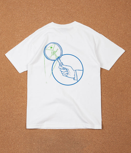 Alltimers Magnify T-Shirt - White
