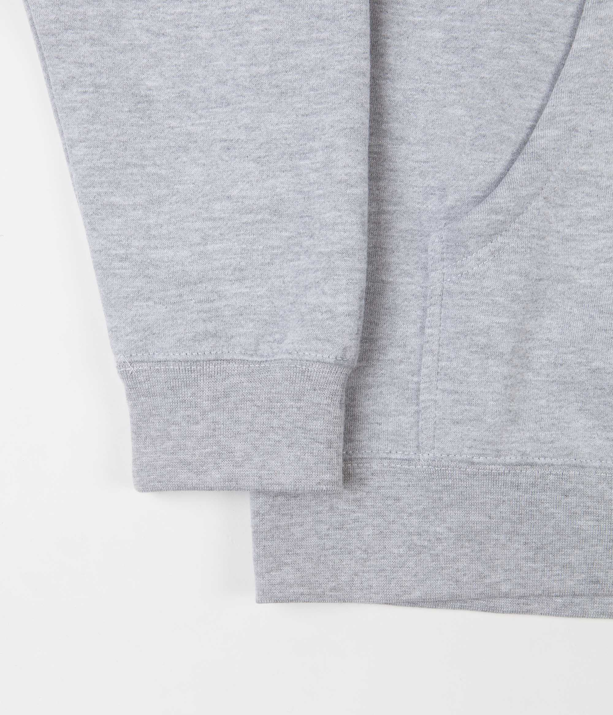 Alltimers Midtown Hoodie - Heather Grey