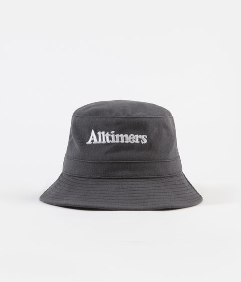 5ec3a14071a Alltimers Neighbors Fishing Bucket Hat - Black