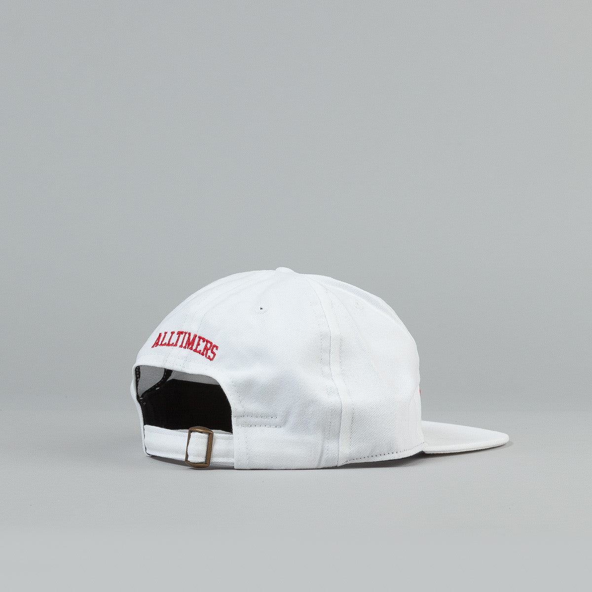 Alltimers Norm Cap - White / Red