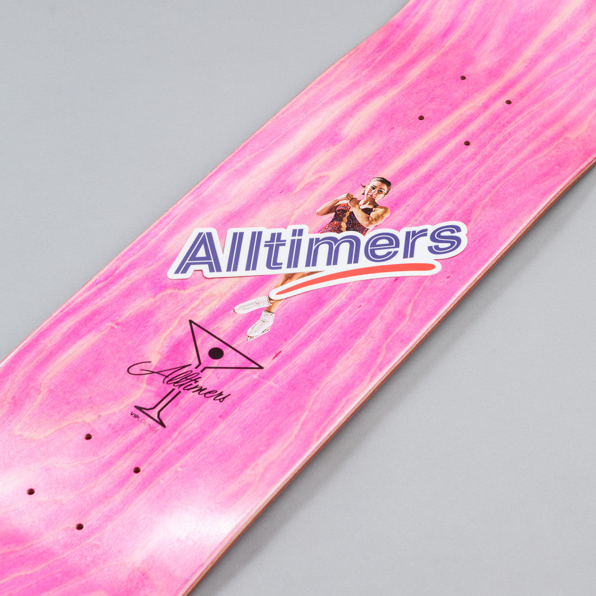 Alltimers On Ice Deck -  8.1""