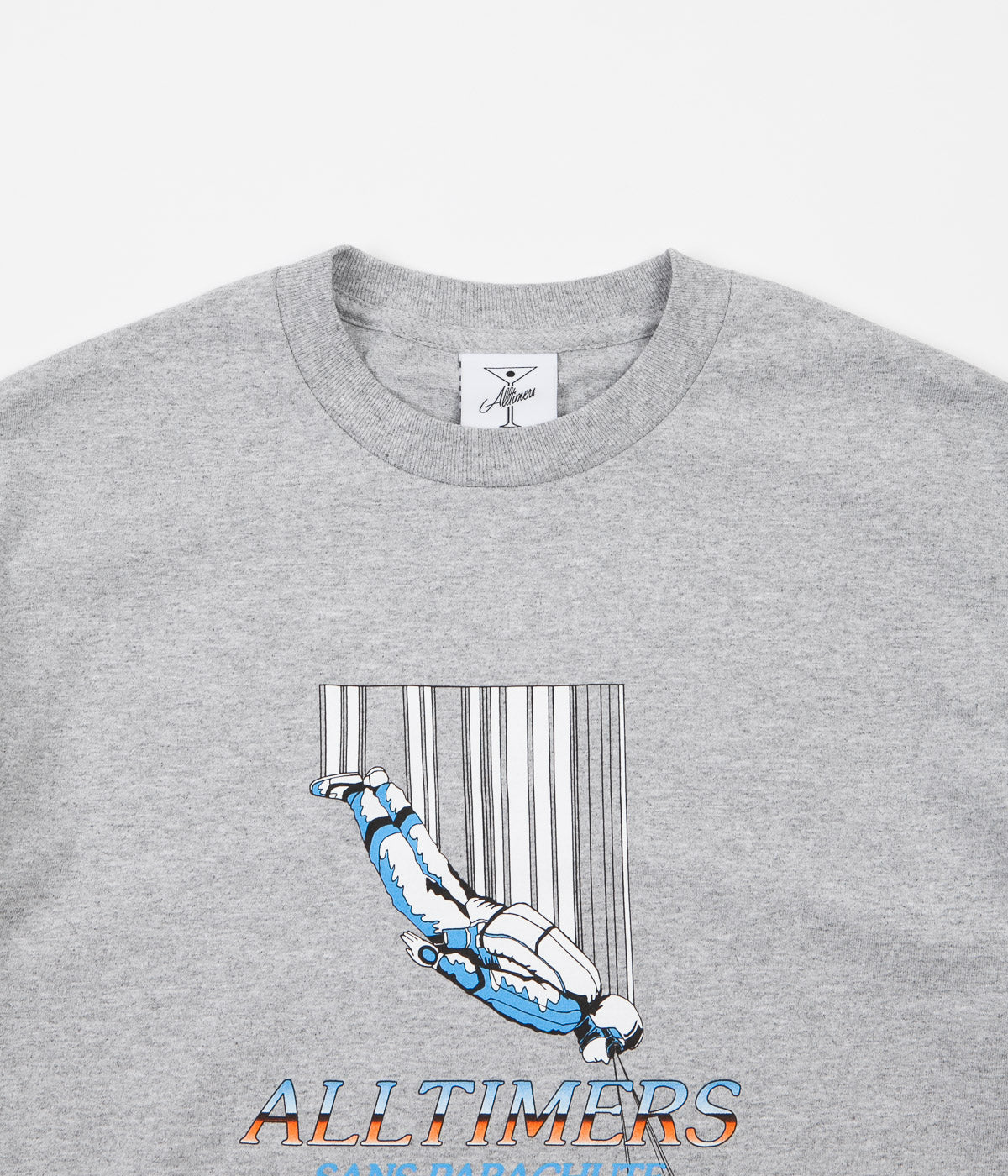 Alltimers Sans T-Shirt - Grey
