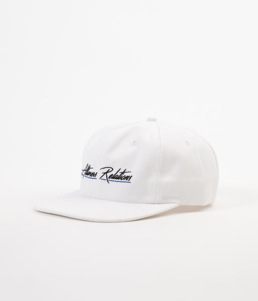 Alltimers Relations Cap - White