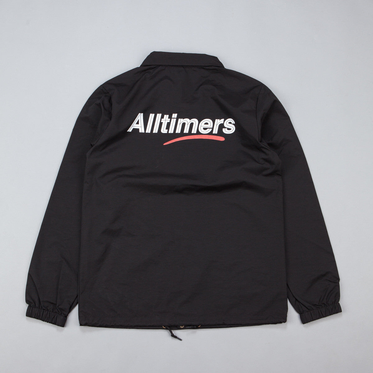 Alltimers Sears Coaches Jacket - Black