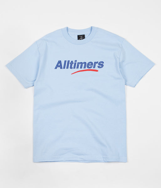 Alltimers Sears T-Shirt - Blue