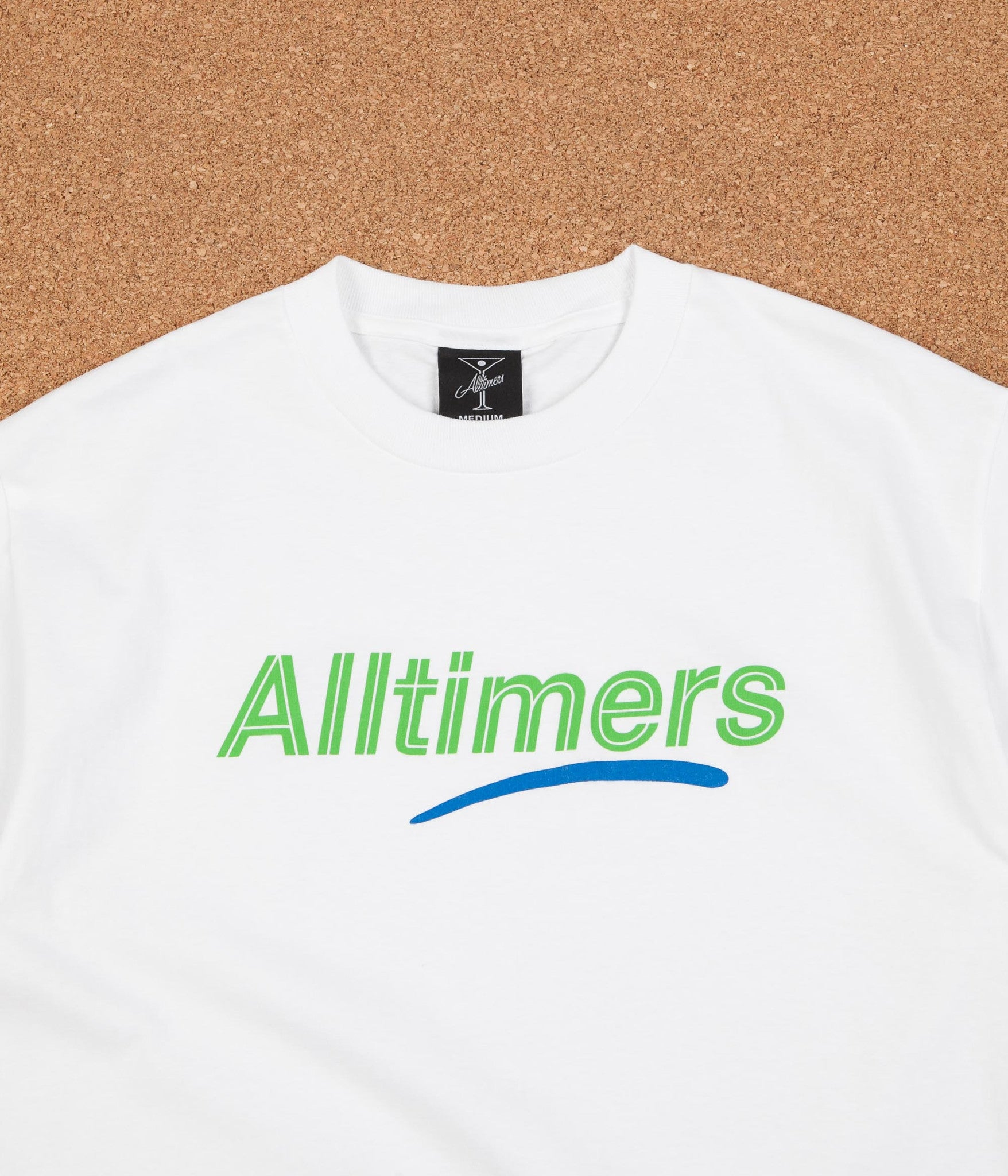 Alltimers Sears T-Shirt - White