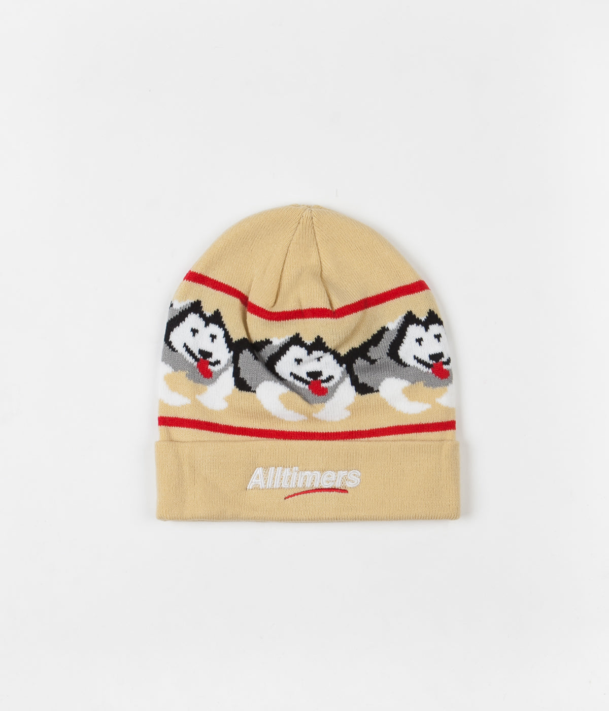 Alltimers Snow Pup Beanie - Yellow