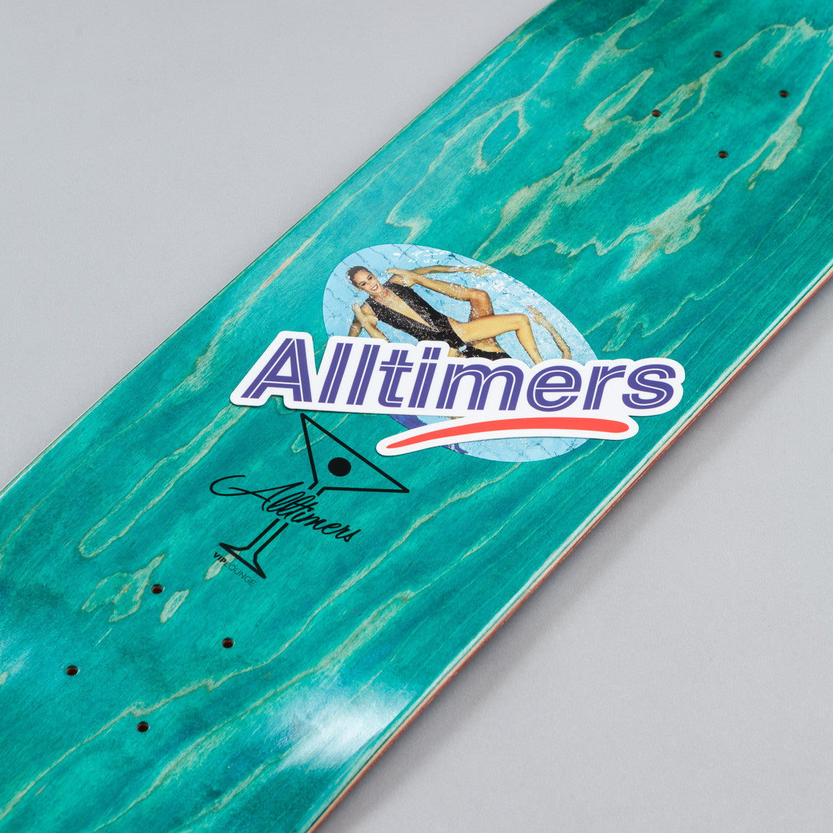 Alltimers Soaked Deck - 8.3""