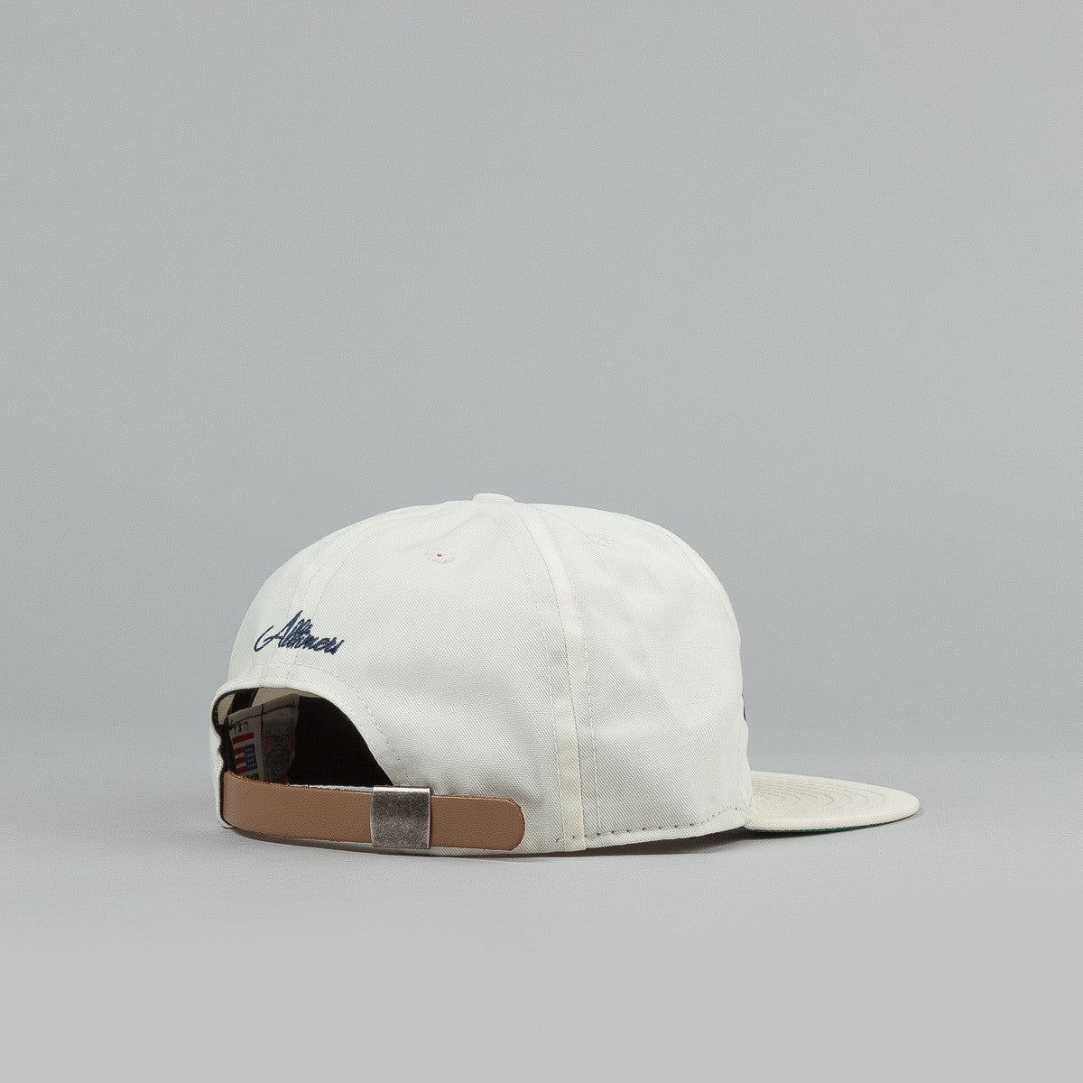 Alltimers The Critic Strapback Cap - White