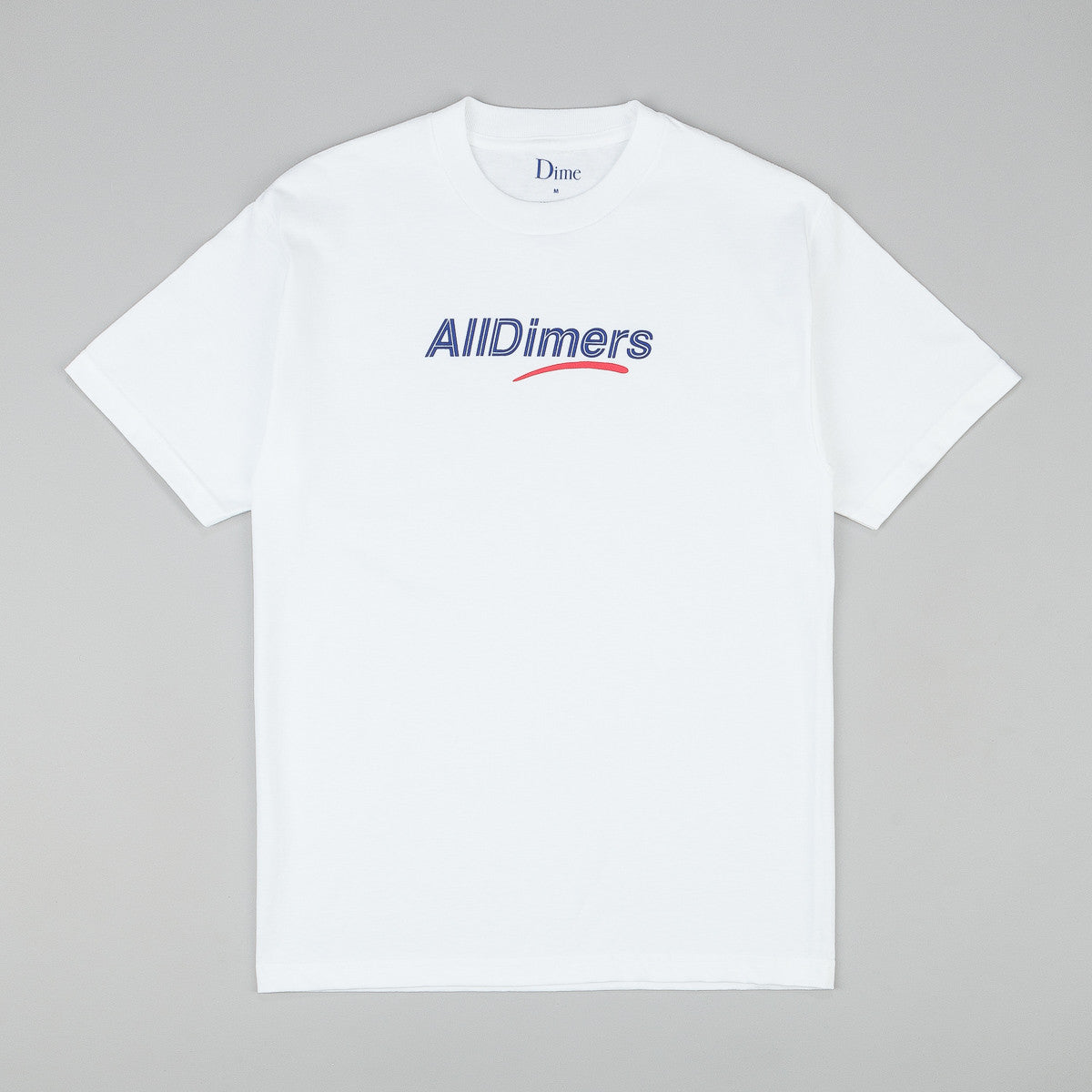 Alltimers X Dime Alldimers T-Shirt - White