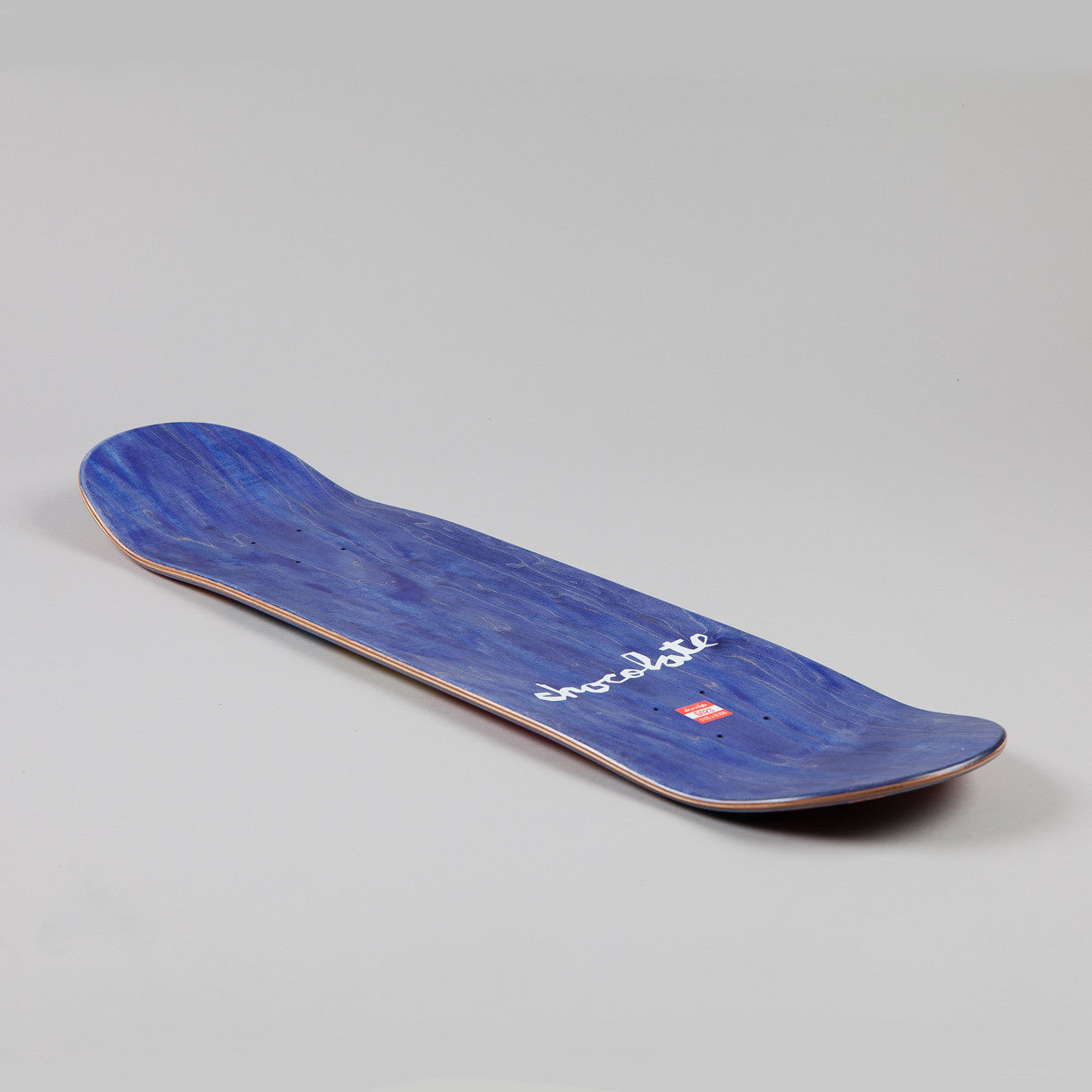 Chocolate Hand Carve Kenny Anderson Deck 8.125""