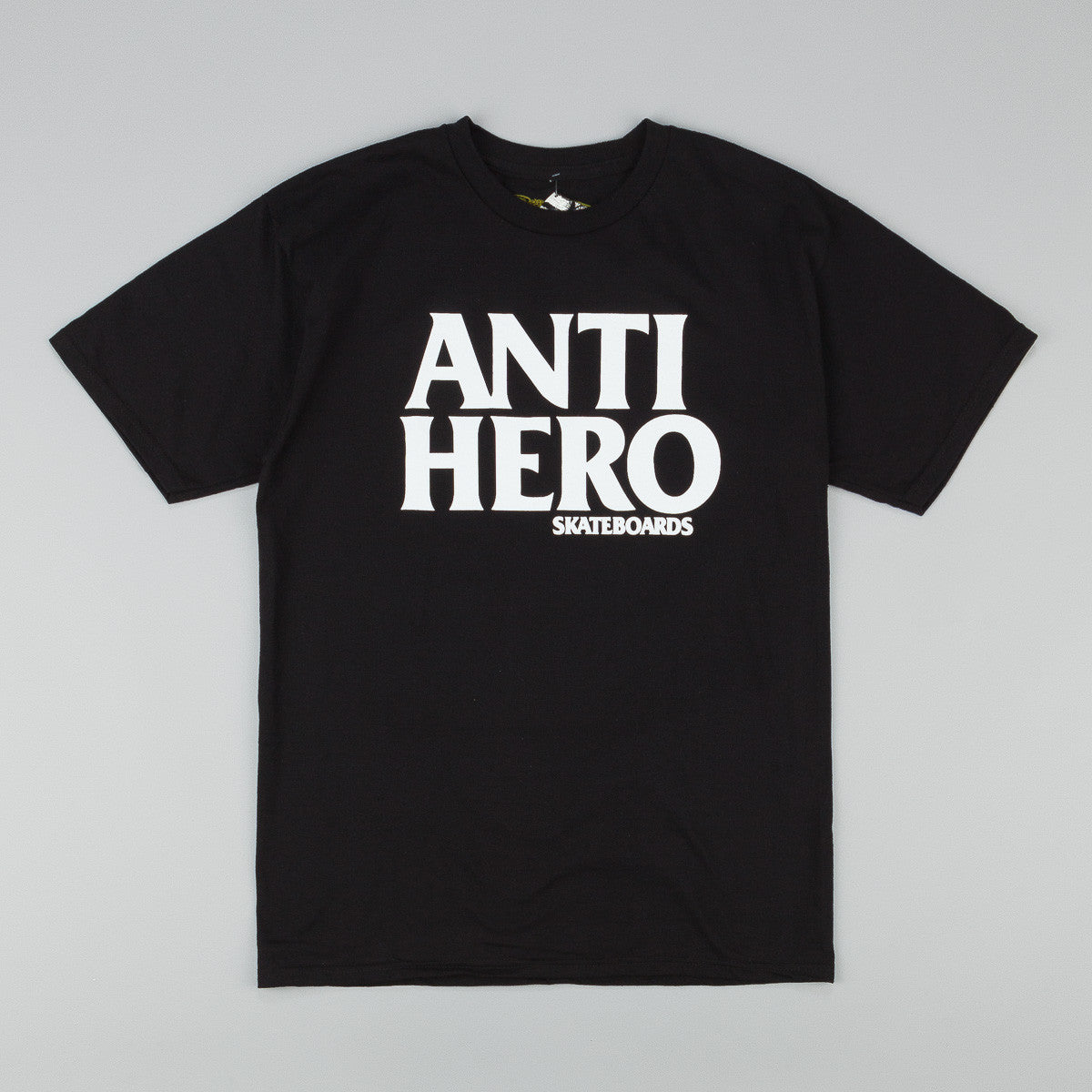 Anti Hero Black Hero T-Shirt - Black / White