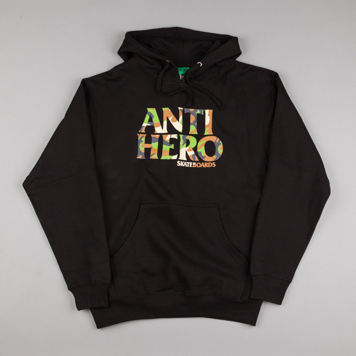 Anti Hero Camo Hero Hooded Sweatshirt