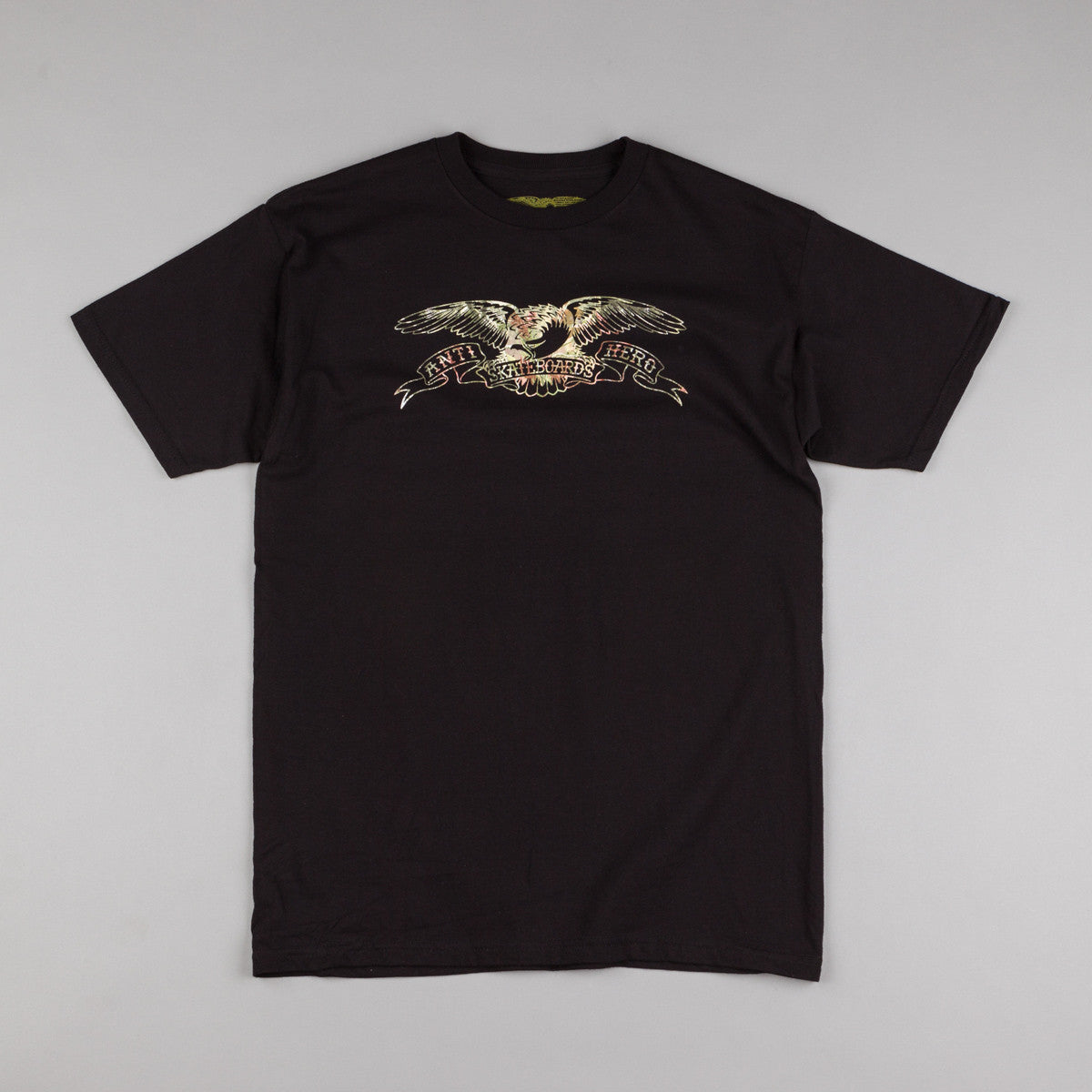 Anti Hero x Real Tree Eagle T-Shirt - Black