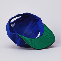 Anything Enigma Starter Snapback Cap Blue