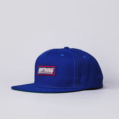 Anything Giants Snapback Cap Royal Blue