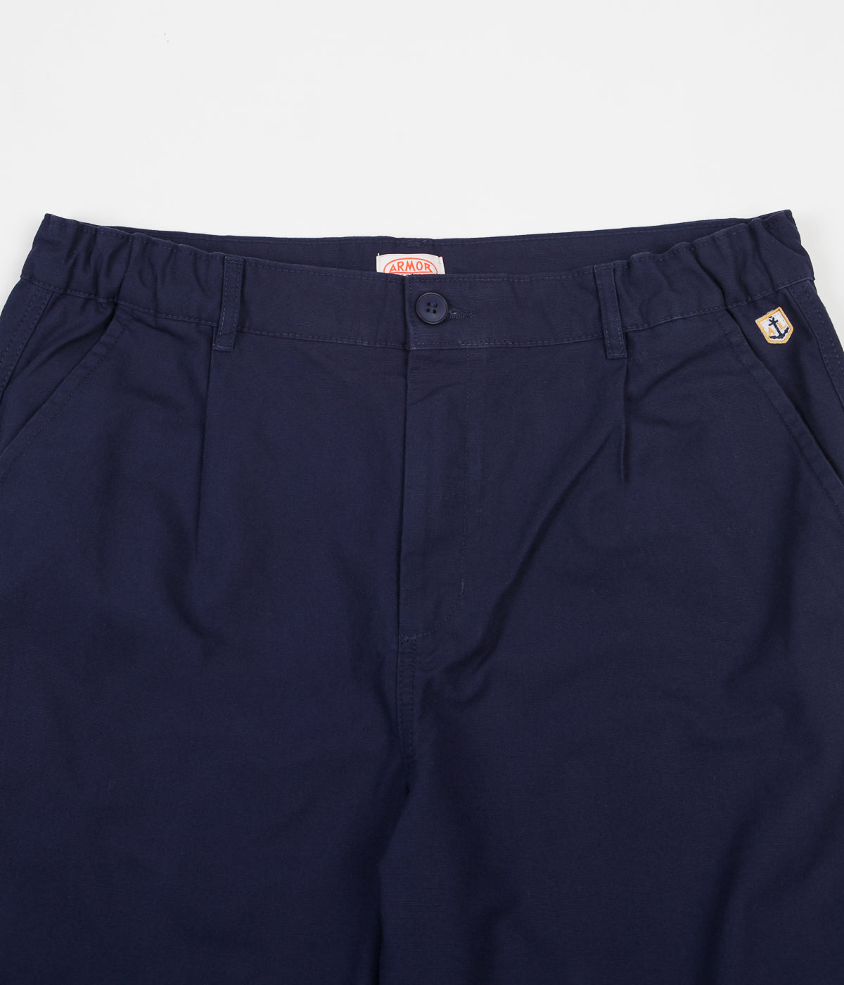 authentic cozy fresh cheap prices Armor Lux Bermuda Shorts - Navy | Flatspot