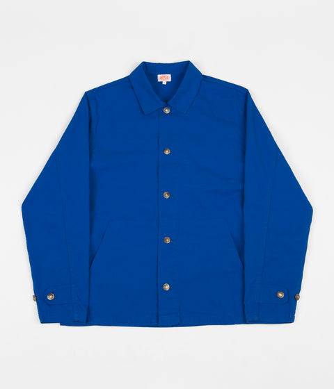 Armor Lux Heritage Fishermans Jacket - Prussian Blue