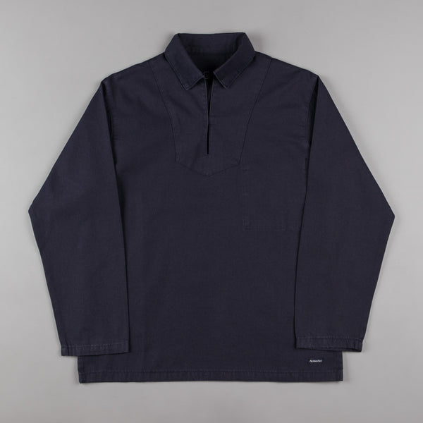 Armor Lux Smock Jacket - Navy