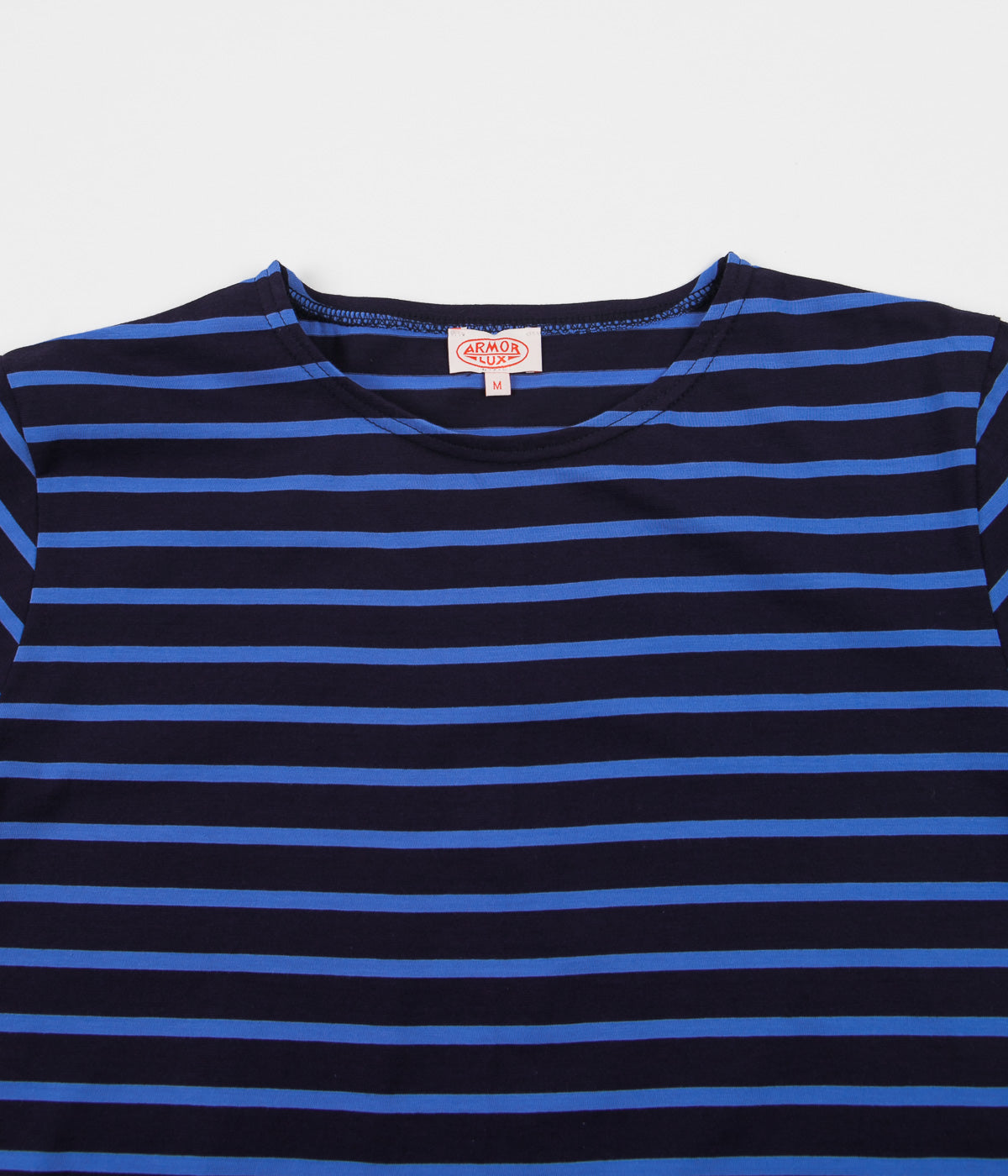 Armor Lux Striped Breton T-Shirt - Navy / Lapis