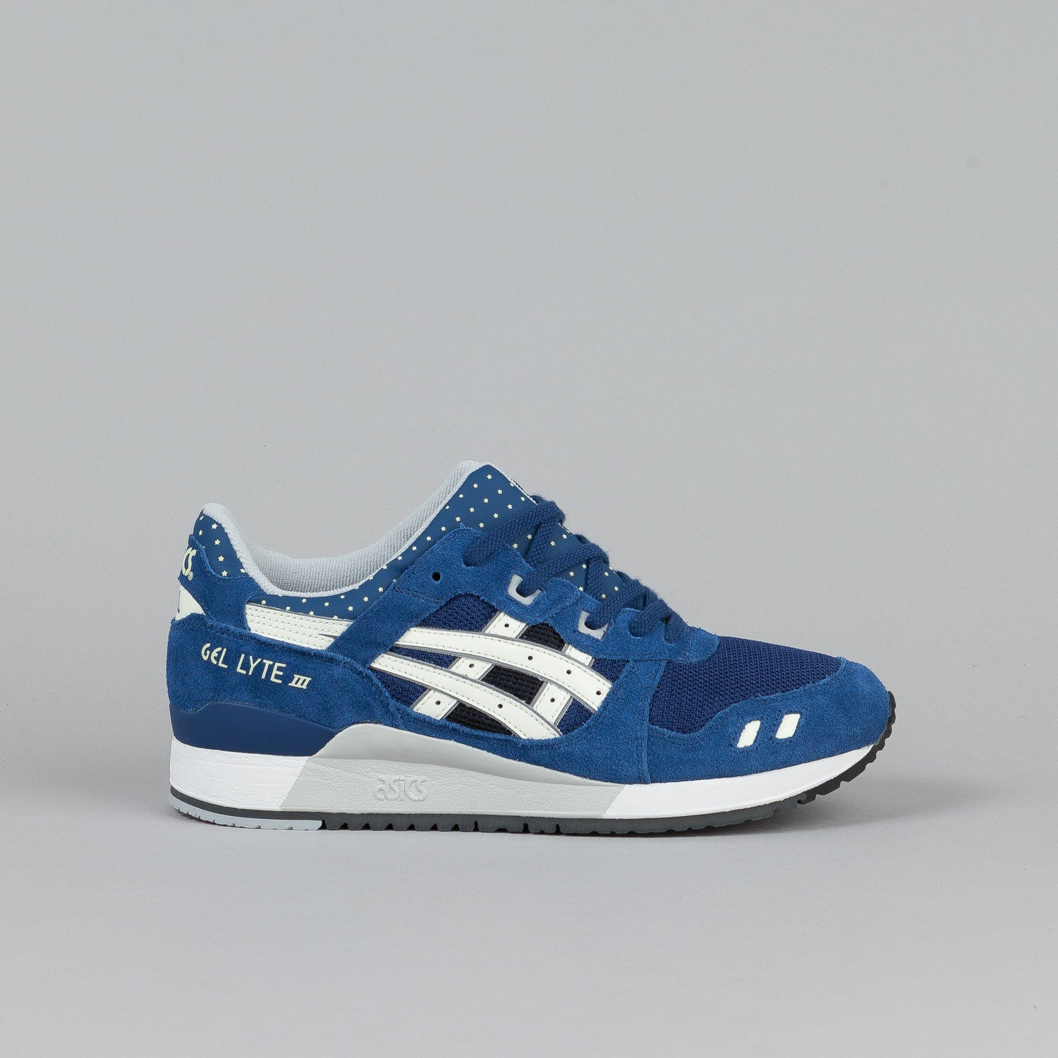 Asics Gel Lyte III Estate Blue / Glow in the Dark
