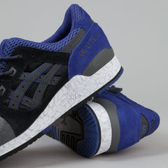 Asics Gel Lyte III Shoes - Black / Black