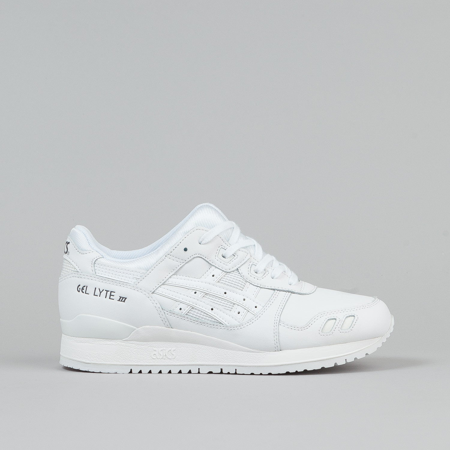 Asics Gel Lyte III Shoes 'Triple White'