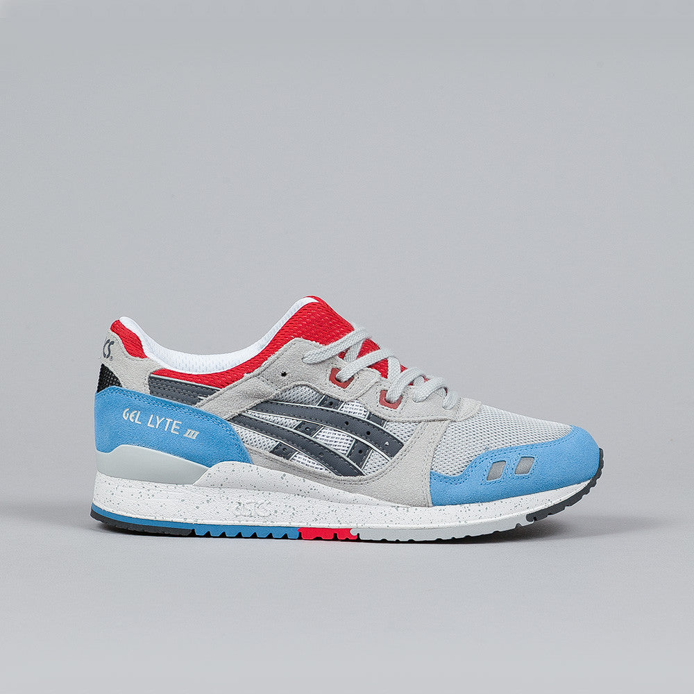 Asics Gel Lyte III Soft Grey / Dark Grey