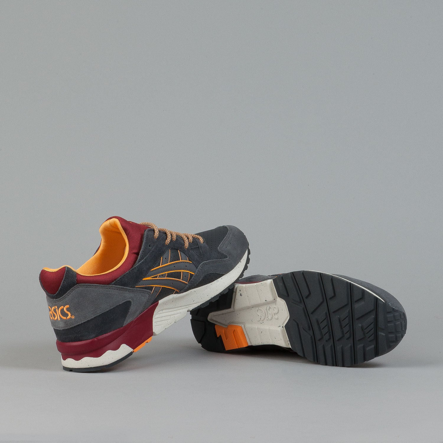 Asics Gel Lyte V Shoes 'Outdoor' - Dark Grey / Grey