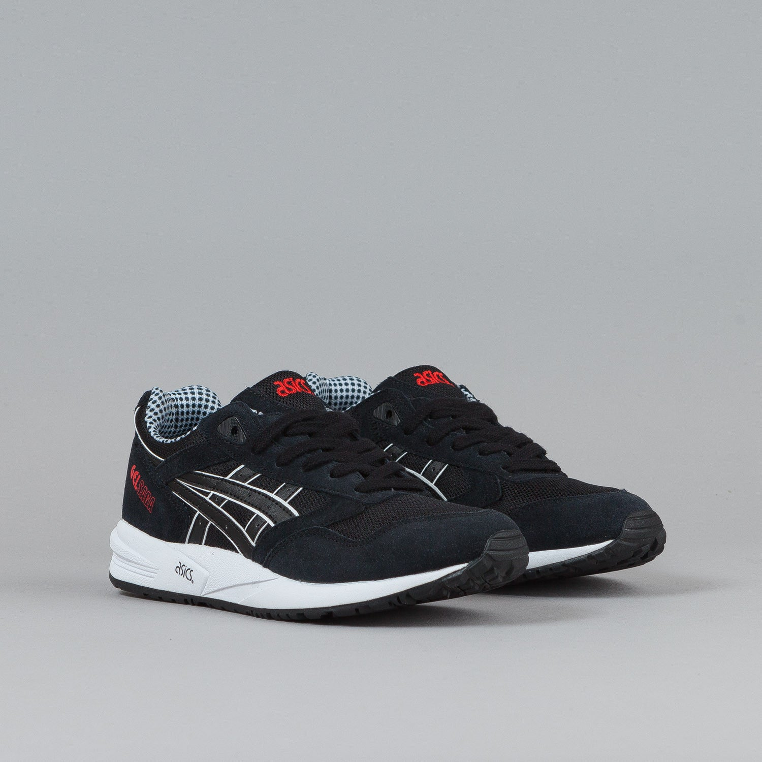 ASICS Gel Saga Sneakers Dark Blue / Black – MTVTN.com