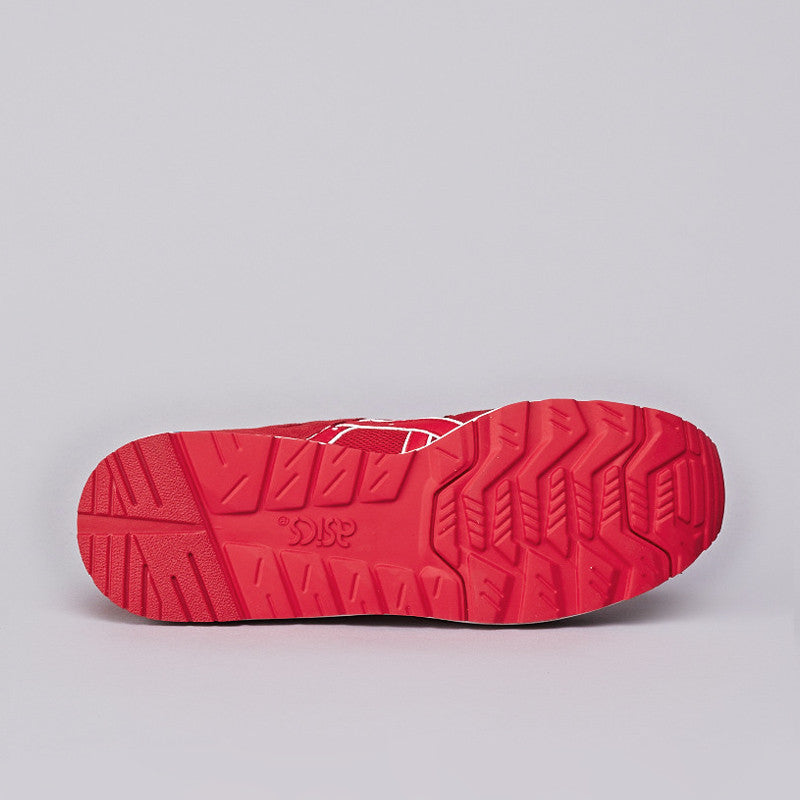 Asics GT II (CMYK) Red / Red