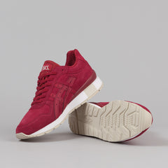 Asics GT II Shoes - Burgundy 'Suede Pack'