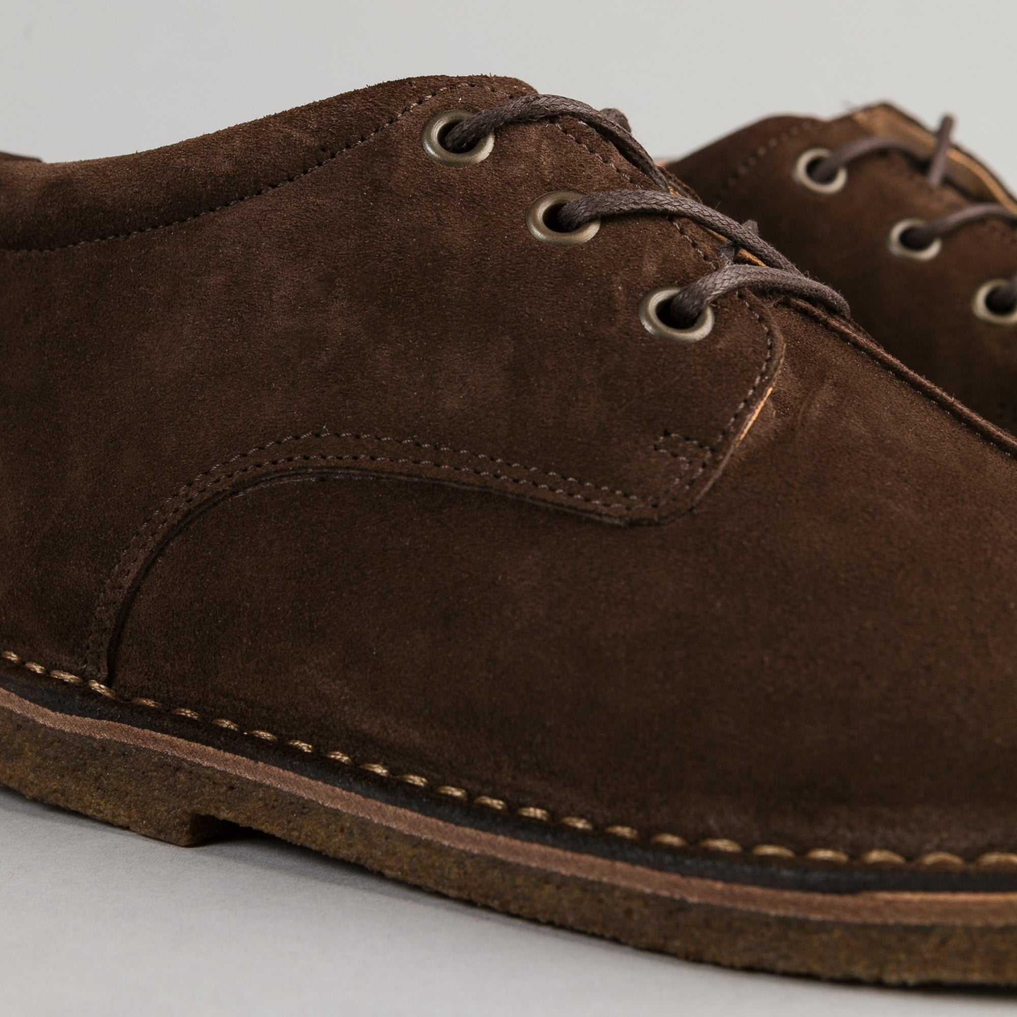 Astorflex Countryflex Shoes - Dark Chestnut