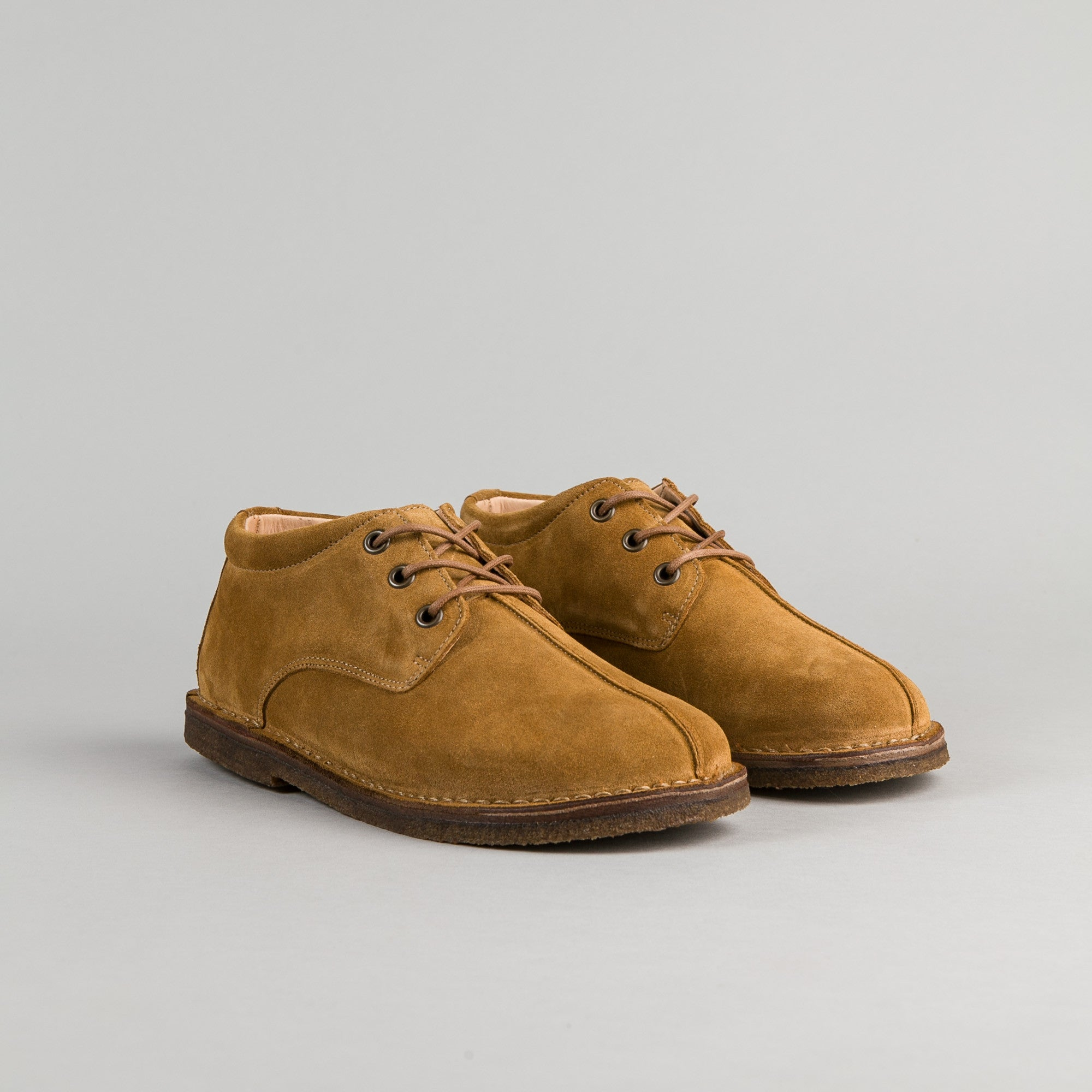 Astorflex Countryflex Shoes - Whiskey