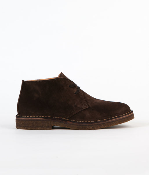 Astorflex Greenflex Shoes - Dark Chestnut