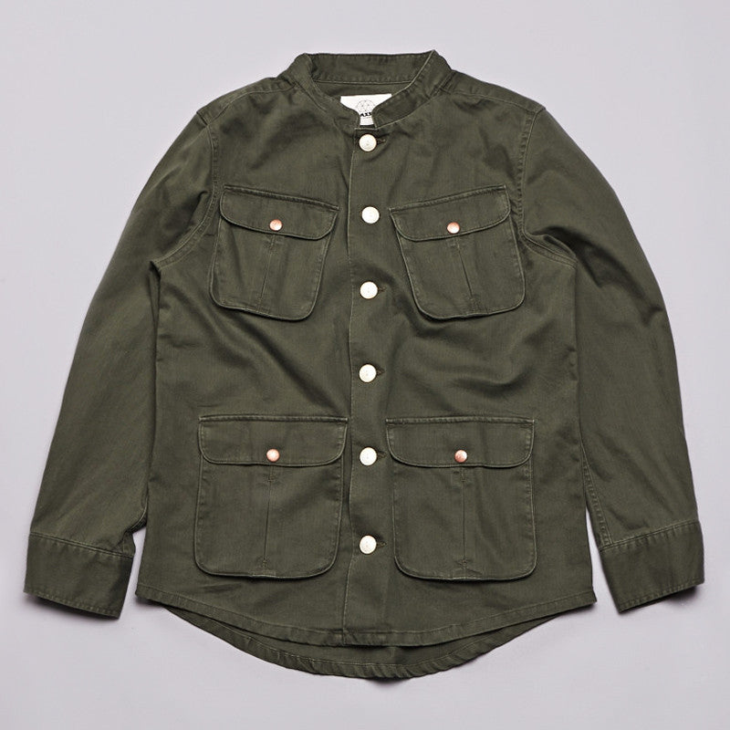 Axs Military Jacket Army Green