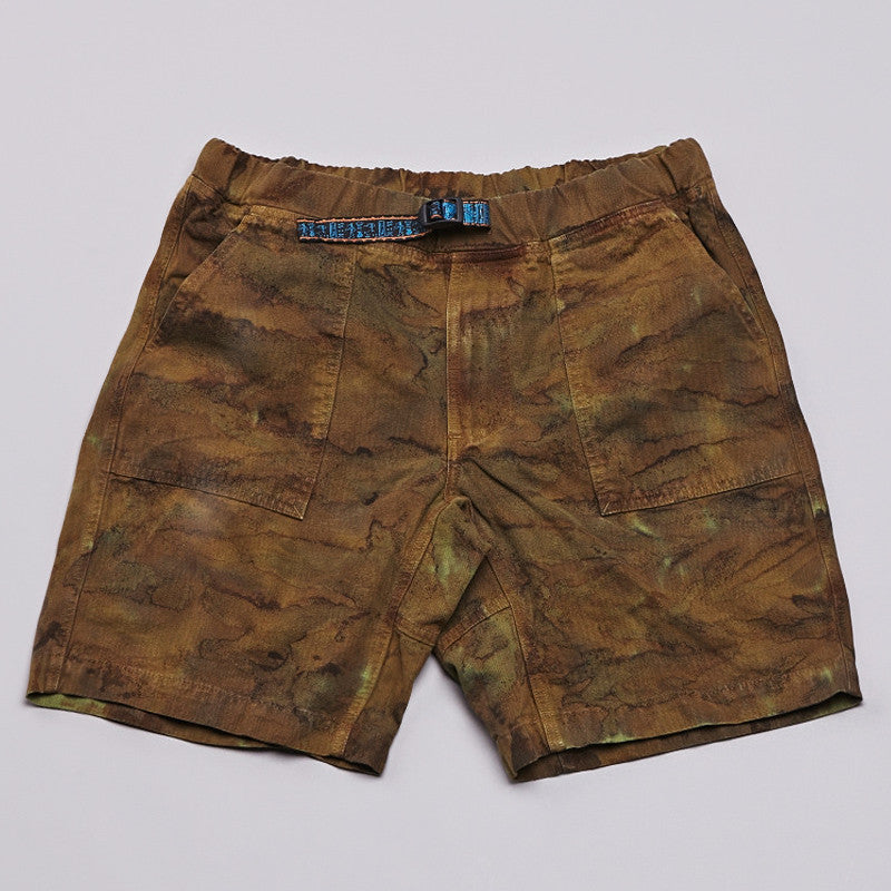 Axs Trail Shorts Acid Camo