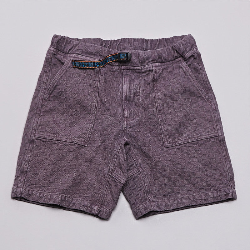 Axs Trail Shorts Plum