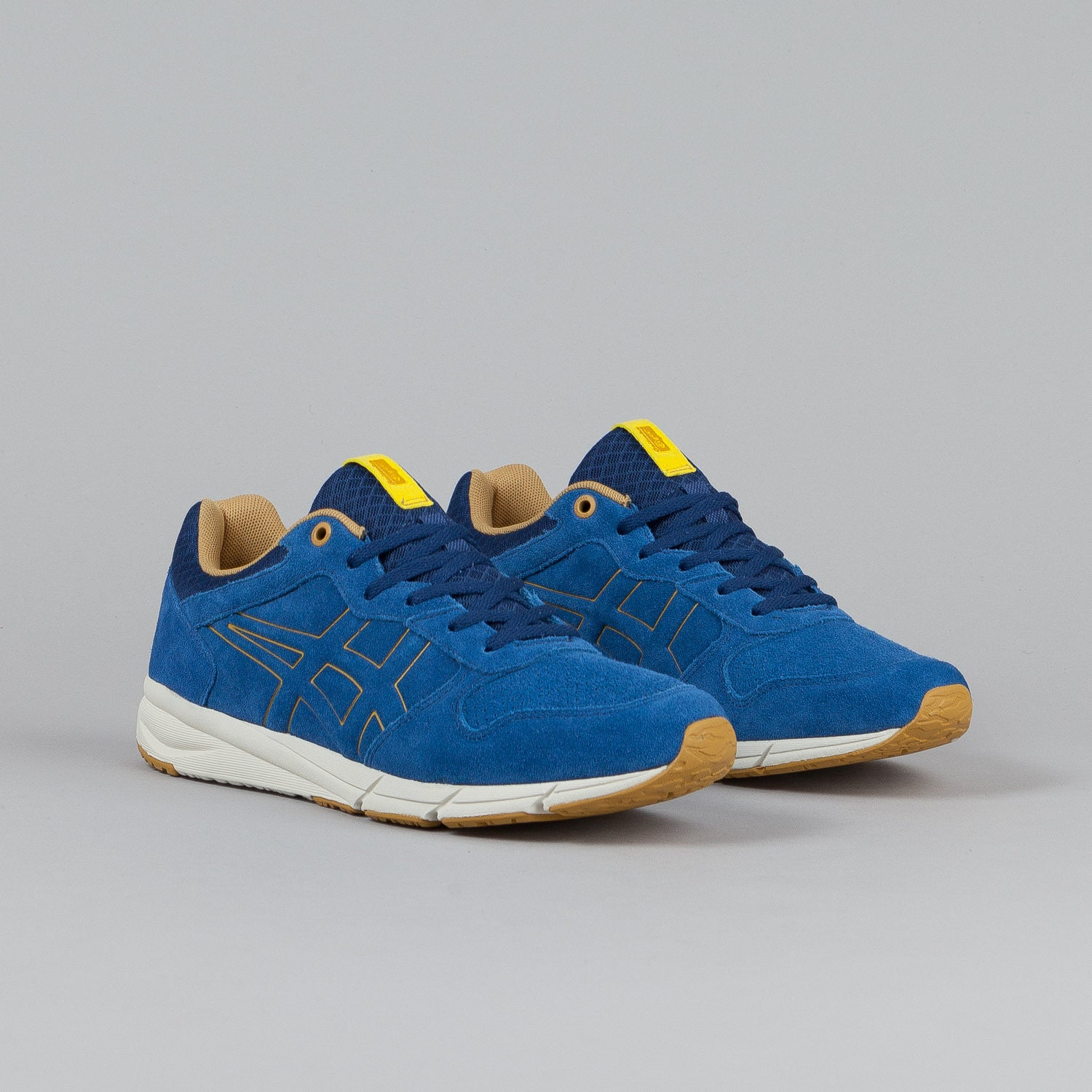 Onitsuka Tiger Shaw Runner Estate Blue / Estate Blue