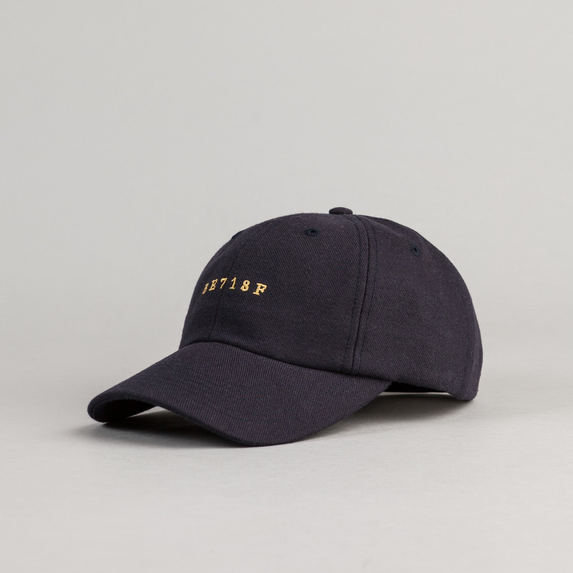 Belief 718 Baseball Cap - Navy