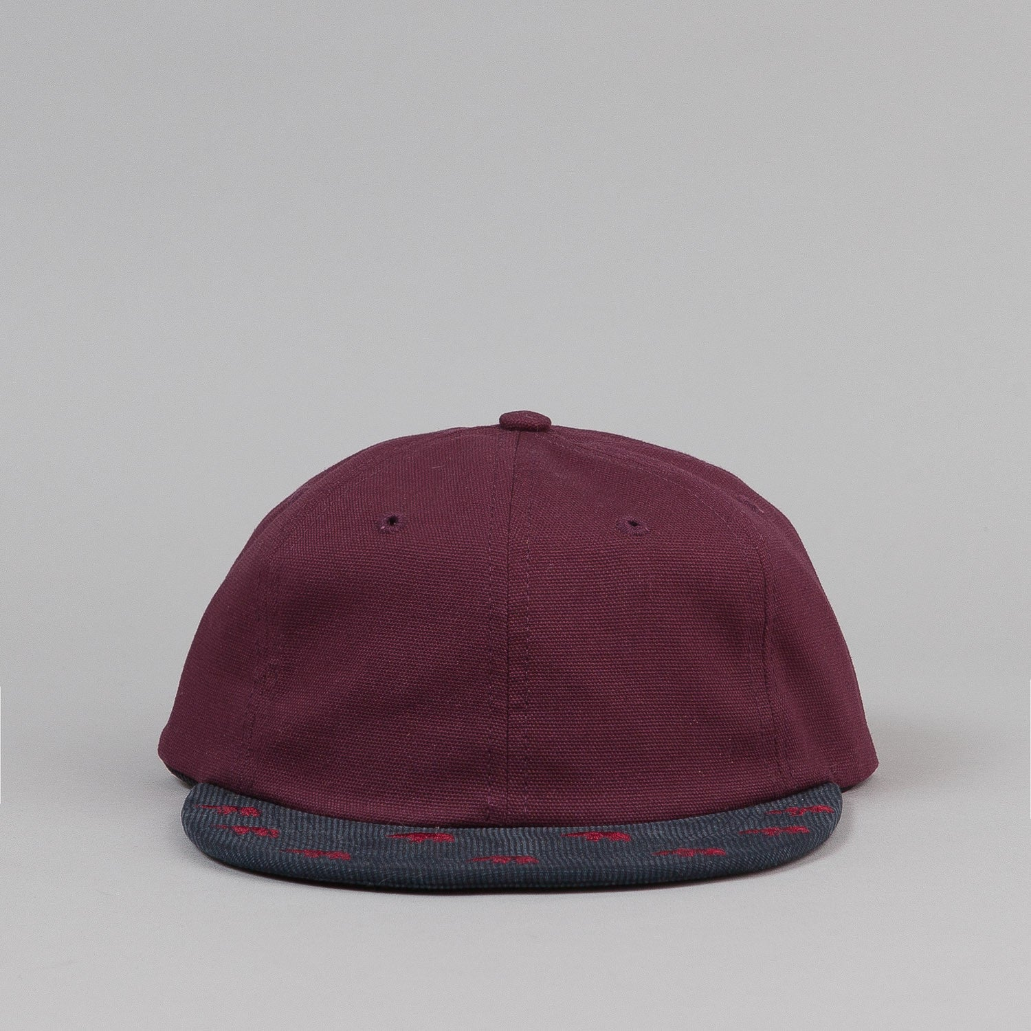 Belief Arctic 6 Panel Cap - Burgundy