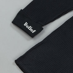 Belief Authentic Thermal Shirt - Black