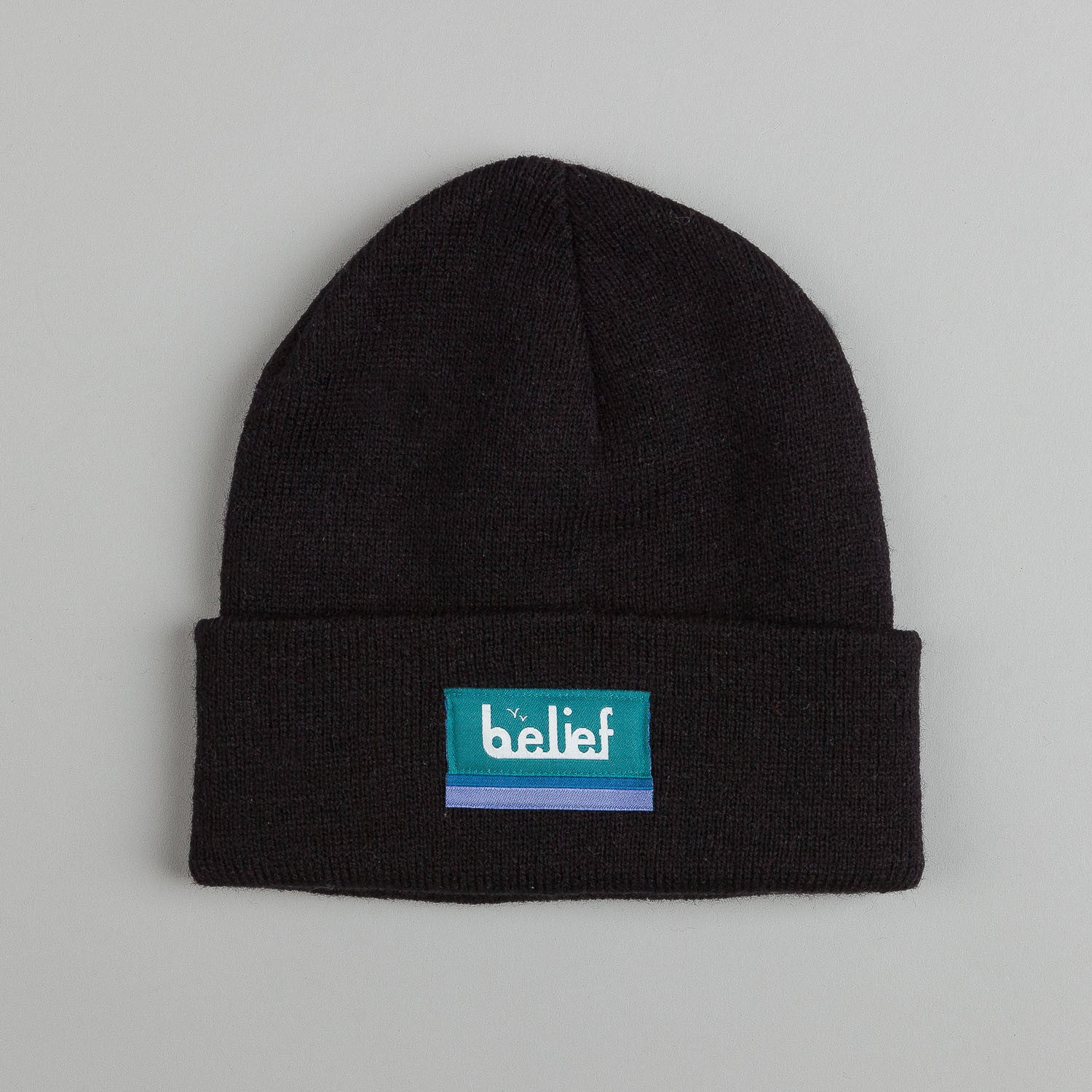 Belief Bottom Line Beanie