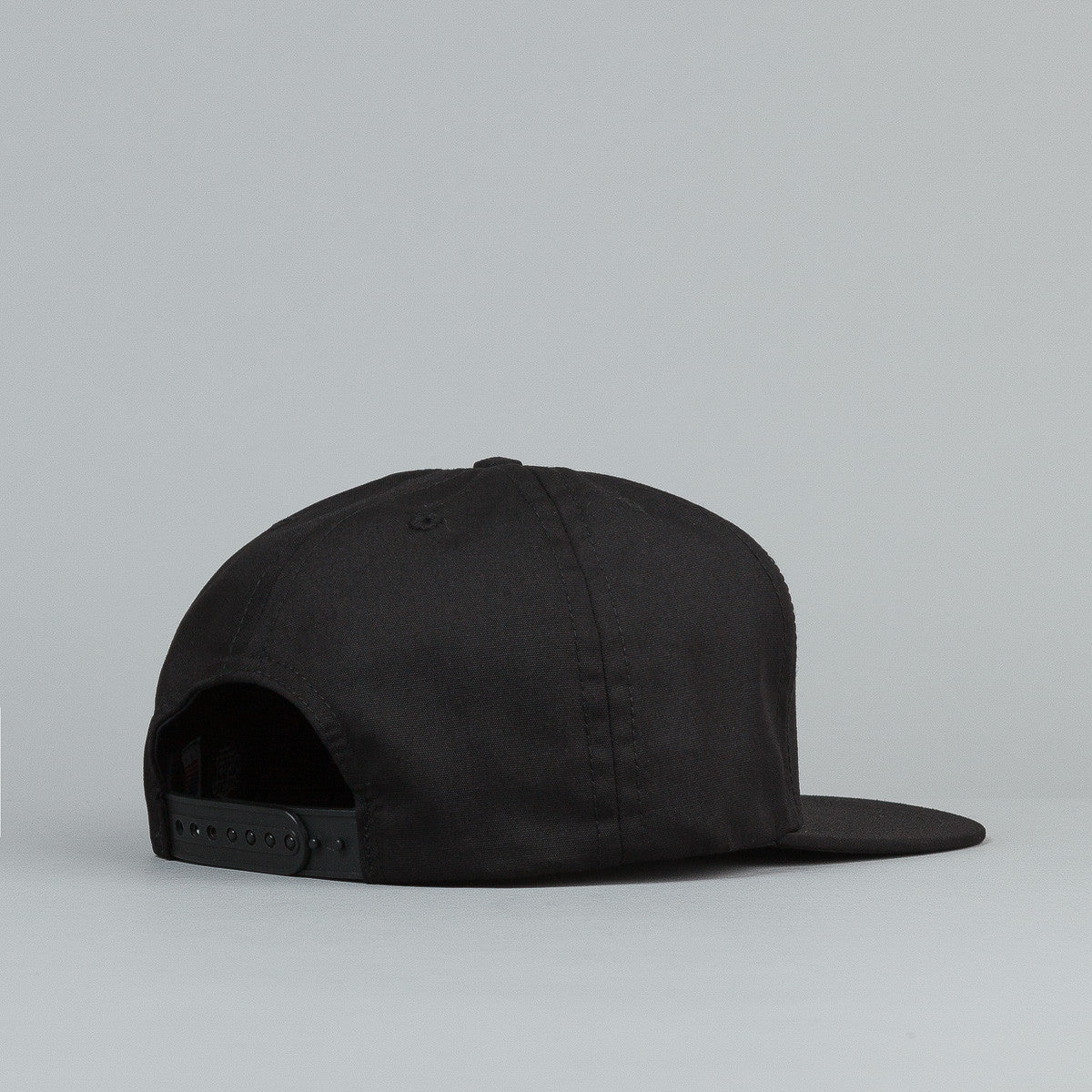 Belief City Block Snapback Cap - Black