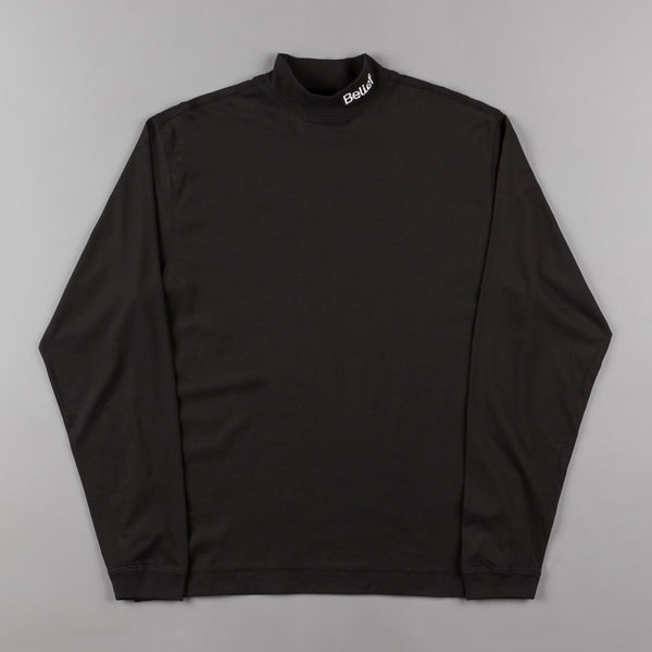 International Trucks For Sale >> Belief Connect Mock Neck Long Sleeve T-Shirt - Black | Flatspot
